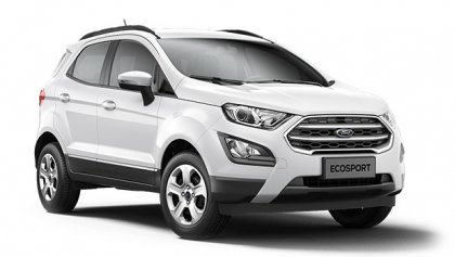 FORD EcoSport Navi Edition
